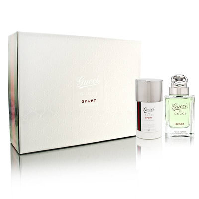 Gucci by GUCCI Pour Homme Sport Gift Set