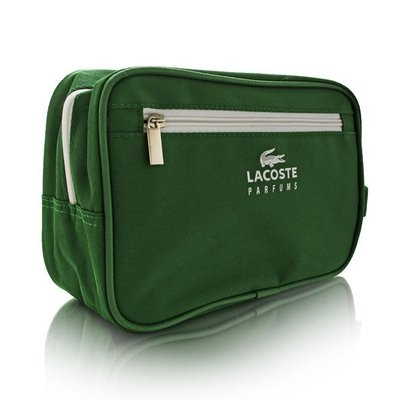 Lacoste Essential EDP Deodorant and Toiletries Bag