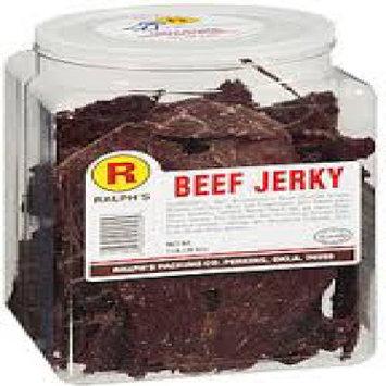 Ralphs Packing Co Ralph's Regular Beef Jerky