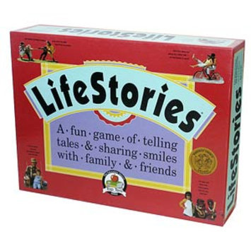 LifeStories Board Game Ages 6+