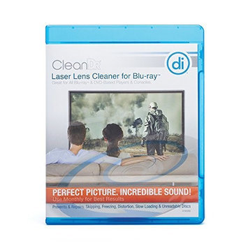 Digital Innovations CleanDr Blu-Ray Lens Cleaner