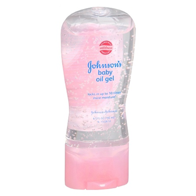Johnson's Baby Oil Gel