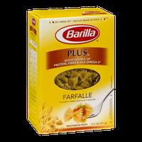Barilla Pasta Plus Farfalle Pasta