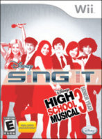 Disney Sing It: High School Musical 3 with Mic