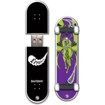 CREATURE Action Sports Drives Creature 16GB Navs Fireball SkateDrive USB 2.0 Flash Drive