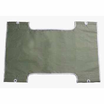 Drive Medical Patient Lift Sling with Commode Cutout Option