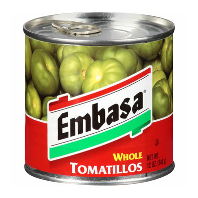 Embasa Whole Tomatillos