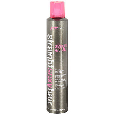 Sexy Hair Concepts Sexy Hair Straightsexyhair Smooth and Seal Spray, 8.1 oz