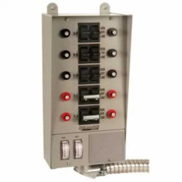 Reliance Controls 51410C Pro/Tran Transfer Switch 10 circuits