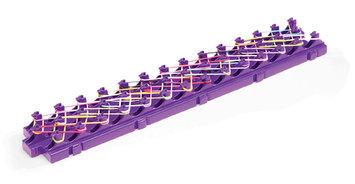 Cra-z-art Shimmer n Sparkle Cra-Z-Loom Rubber Band Bracelet Maker