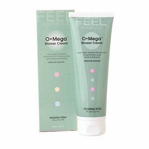 mama mio Omega Shower Cream