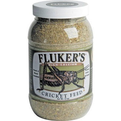 Flukers Fluker's Hi Calcium Cricket Feed, 11.5 oz
