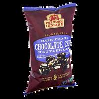 Popcorn, Indiana Dark Fudge Gluten Free Chocolate Chip Kettlecorn