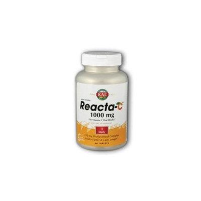Reacta-C 1000 mg Kal 60 Tabs