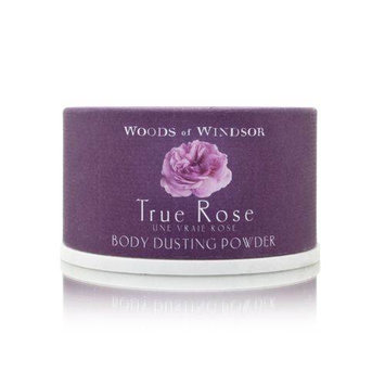 True Rose by Woods of Windsor (Discontinued) Body Dusting Powder with Puff