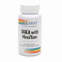 Solaray DHEA with MexiYam 25mg