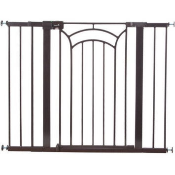 Dorel Juvenile Decor Easy Install Tall & Wide Gate