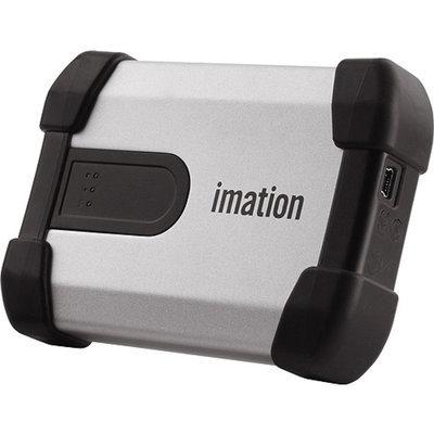 Imation Defender H100 External-Hard drive-320 GB-external ( portable )-USB 2.0-FIPS 140-2 Level 3-TAA-MXCB1B320G4001FIPS