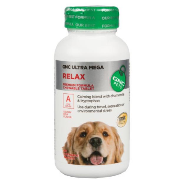 GNC Pets GNC Ultra Relax Formula Dog Chewable