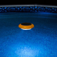 Blue Wave Products Inc. Swim Time StarShine Floating LED Solar Pool Light - BLUE WAVE PRODUCTS INC.