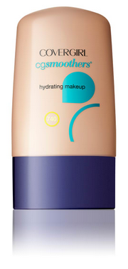 COVERGIRL Smoothers All-Day Hydrating Makeup