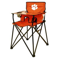 Ciao! Baby ciao! baby Clemson Portable Highchair - Orange