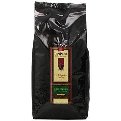 The Bean Coffee Company, California Blend Whole Bean Coffee, Decaffeinated, 5-Pound Bags