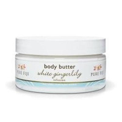 Pure Fiji Pure Fiji Body Butter - White Gingerlily