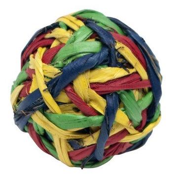 Hagen Living World Nature's Treasure Knot Ball Foot Toy
