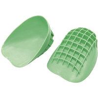 Mueller Pro Heel Cups, Green, Large