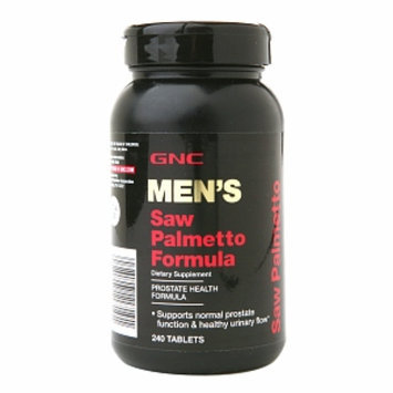 GNC Men's Saw Palmetto Formula