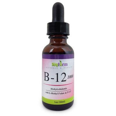 Vitamin B12 1,000 Sigform 1 oz Liquid