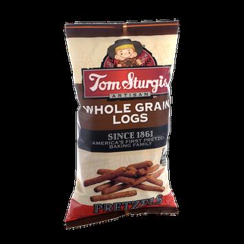 Tom Sturgis Whole Grain Logs Pretzels