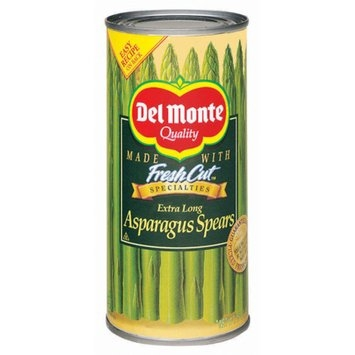 Del Monte 4-pk. Fresh Cut Extra Long Asparagus Spears 15-oz.
