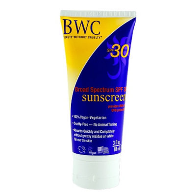 Beauty Without Cruelty Broad Spectrum Sunscreen SPF 30