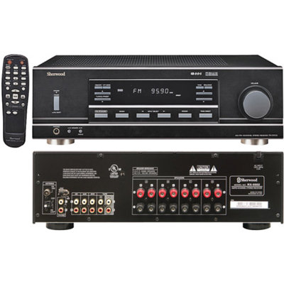 Sherwood America RX-5502 AM/FM Receiver