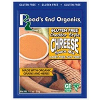 Road's End Organics GF Cheddar Chreese® Mix 1.1 oz. (Pack of 24)