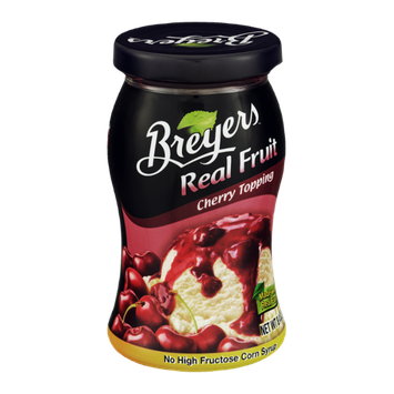Breyers Real Fruit Cherry Topping