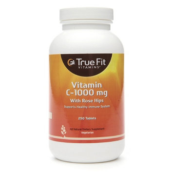 True Fit Vitamins Vitamin C-1000 mg with Rose Hips
