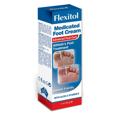 Flexitol Medicated Foot Cream