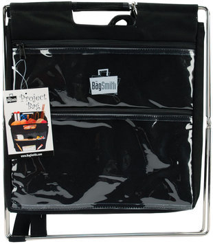 Cam Consumer Products, Inc. BagSmith's Famous Canvas Project Bag 12x12x9 Black