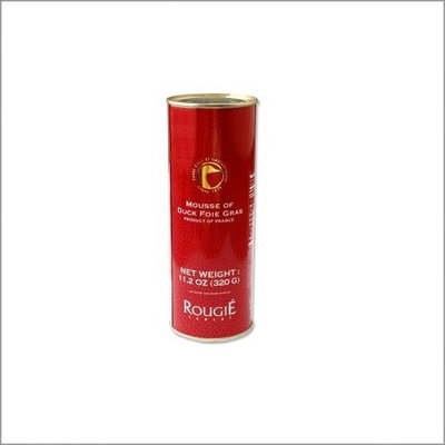 Rougie Mousse of Duck Foie Gras - 11.2oz - Pork-Free