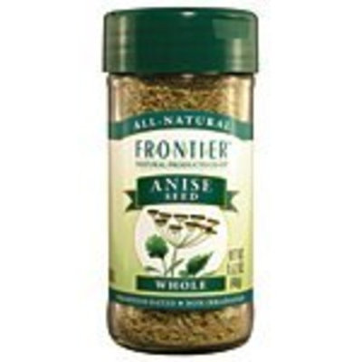 Frontier Natural Products Anise Seed, Whole, 1.44-Ounce