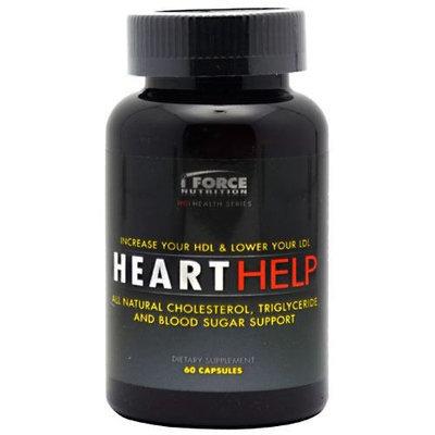 iForce Nutrition Heart Help 60 ct - IFORHEAR00600000CP