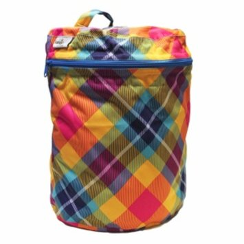 Kanga Care Wet Bag, Preppy Plaid, 1 ea