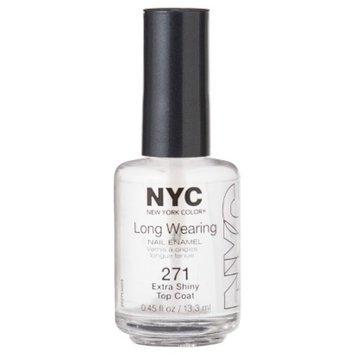 NYC Long Wearing Nail Enamel