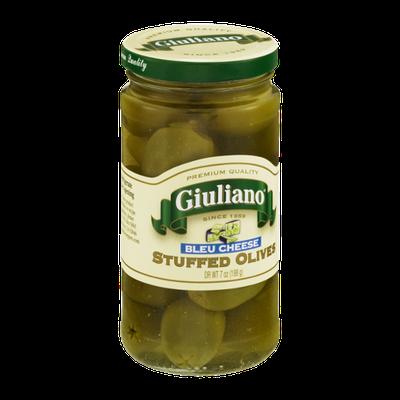 Giuliano Blue Cheese Stuffed Olives