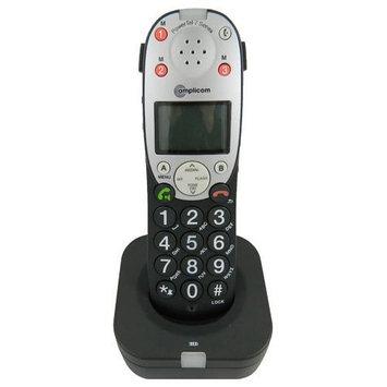 Amplicom PowerTel 701 Extender Amplified Cordless Handset 95408 HOP0O7KXX-1605