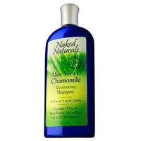 Naked Naturals Aloe Vera & Chamomile Moisturizing Shampoo 12 Oz