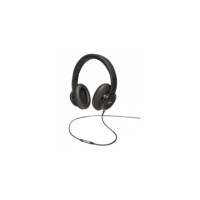 WeSC RZA Premium Noise Cancelation Headphones with Mic - Deep Black